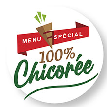 LOGO 100 CHICOREE